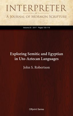 Exploring Semitic and Egyptian in Uto-Aztecan Languages