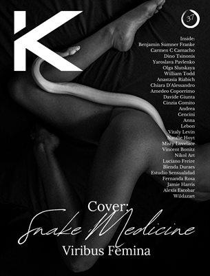 Kansha Magazine Chapter 37 Featuring Viribus Femina