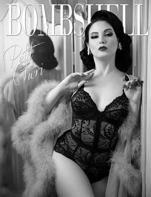 BOMBSHELL Magazine March 2019 - COLLECTORS ISSUE