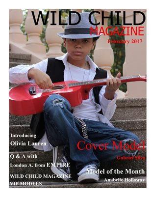 Wild Child Magazine February 2017