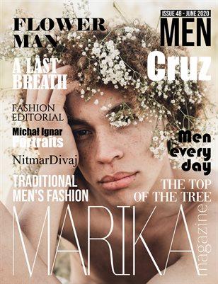 MARIKA MAGAZINE MEN (June - issue 48)