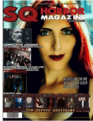 SQ Horror Magazine #5
