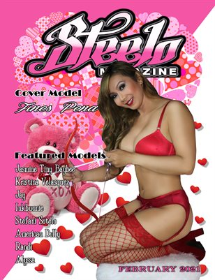 Steelo Magazine - Valentine's 2021 issue