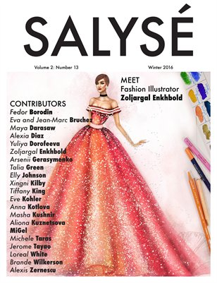 SALYSÉ Magazine | Vol 2:No 13 | December 2016 |
