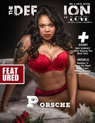 TDM: Love After Dark Porsche Cover