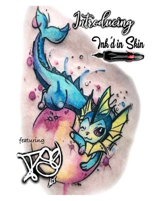 Tags tattoo artist magcloud for Standard ink tattoo company