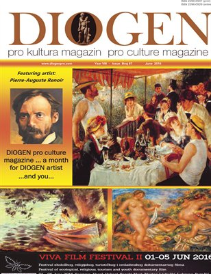 DIOGEN pro art magazine....June No 67