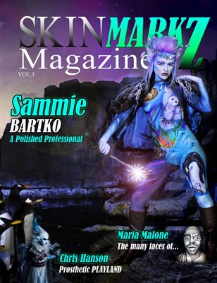 Skin MarkZ Magazine December 2014 - VOL 3