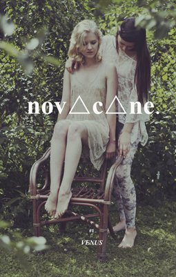 Novacane Magazine Issue #1 Venus