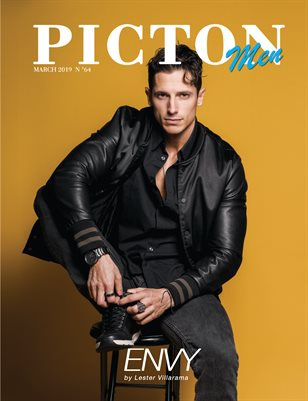 Picton Magazine MARCH 2019 N64 MEN