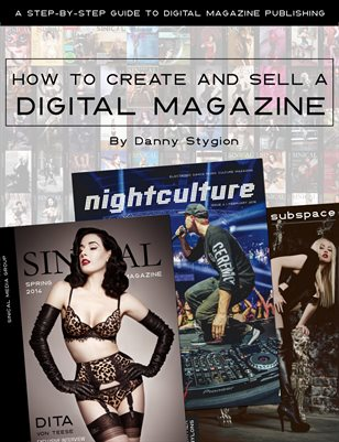 How to Create and Sell a Digital Magazine