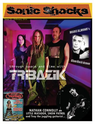 SONIC SHOCKS Issue 21 - February 2014