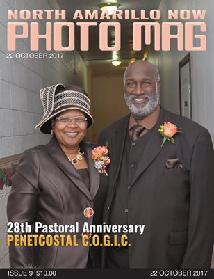 Issue 9 - Pentecostal 28th Pastoral Anniversary