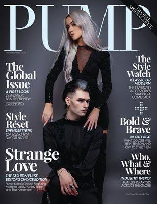 PUMP Magazine | The Global Issue | Vol.4 | Feb. 2021