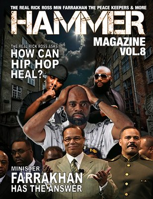 Hammer Magazine: Vol 8 BRING PEACE BACK