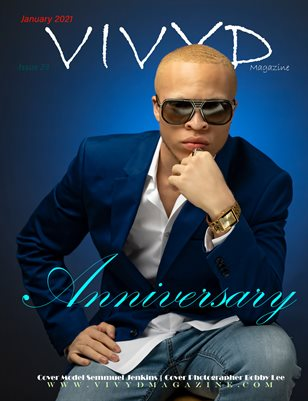 VIVYD Magazine Anniversary Issue #23
