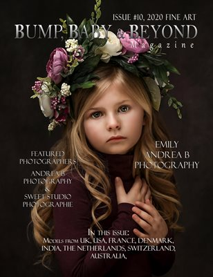 Bump, Baby & Beyond Magazine, Issue 10 Fine Art