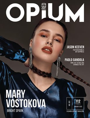 Opium Red Magazine #01 January 2020