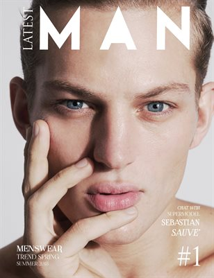 Latest Man March 2018 #1 issue