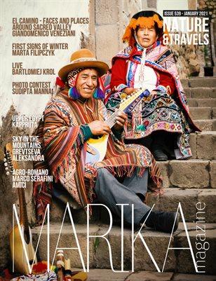 MARIKA MAGAZINE NATURE & TRAVELS (ISSUE 539 - January)