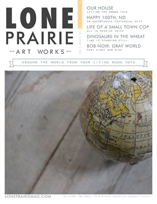 Lone Prairie Art Works Magazine Volume 2 Issue 3