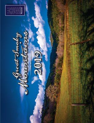 2019 Great Smoky Mountains Wall Calendar