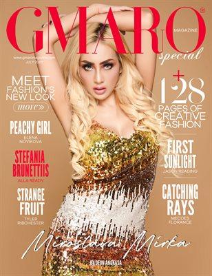 GMARO Magazine July 2020 Issue #15