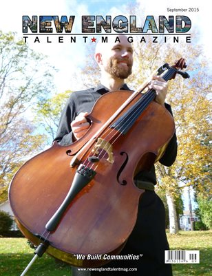 New England Talent Magazine September 2015 Edition