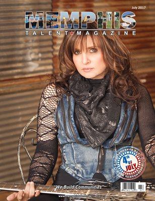 Memphis Talent Magazine July 2017 Edition