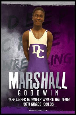 Marshall Goodwin DC #2 Poster