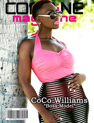 "CoCo ""Boss Model"" WIlliams Special Edition"