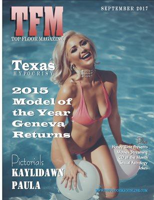 Top Floor Magazine September 2017 issue