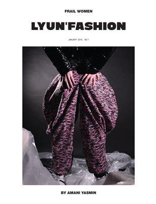 LYUN ISSUE No.1 (VOL No.4)