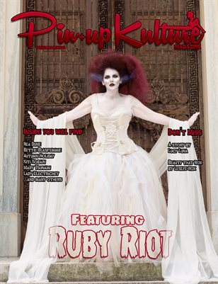 Pinup Kulture Magazine Volume 2, Issue 12