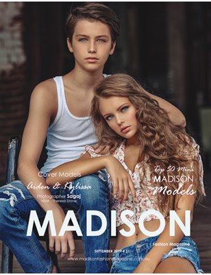 Madison Fashion Magazine - September 2019 # 51