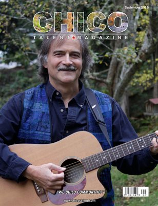 Chico Talent Magazine September 2016 Edition