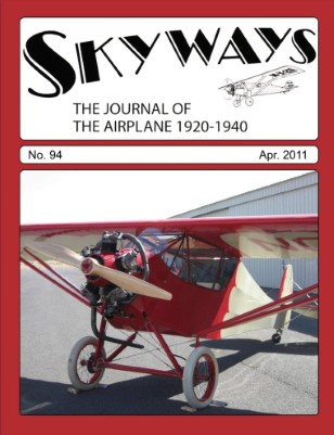 Skyways #94 - April 2011
