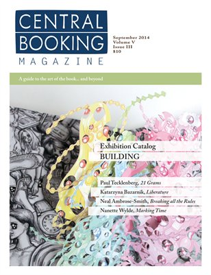 CENTRAL BOOKING Magazine September 2014