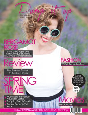 Spring Edition With Bergamot Rose - Vol. 4 Issue #3 - April/May 2019