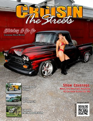 August 2018 Issue, Cruisin the Streets
