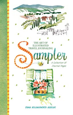 The Art of Illustrated Journaling Sampler: A Collection of Journal Pages