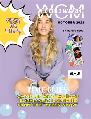 Wild Child Magazine October 2021