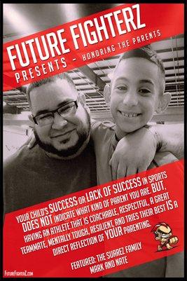 Suarez Family Parent Poster - Poster