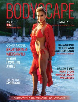 BodyScape Magazine Issue 16