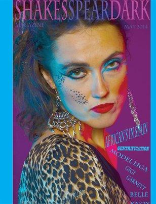ShakesSpearDark Magazine May 2014