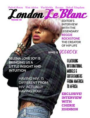 London Le'Blanc Magazine Vol. 41
