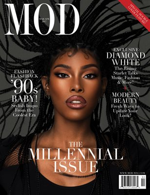 MOD Magazine: Volume 6; Issue 2; The Millennial Issue - COVER #2