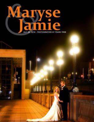 Maryse and Jamie