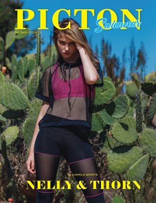 Picton Magazine December 2019 N358 Swimwear Cover 1