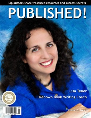 PUBLISHED! featuring Lisa Tener